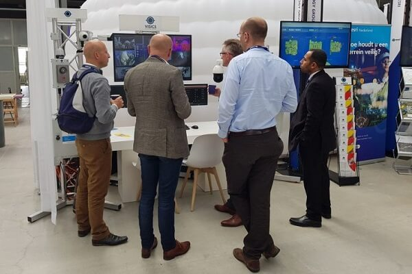 VISICS attends eVisions Exchange event